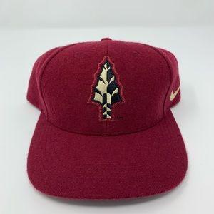 Vintage Nike Florida State Seminoles Strapback Hat